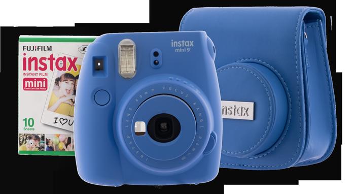 Instax---Kit-1---Cobalt-Blue